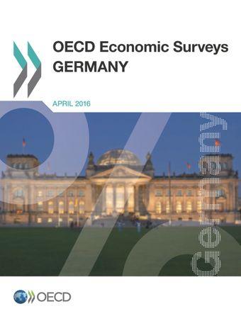OECD Economic Surveys: Germany: OECD Economic Surveys: Germany 2016: