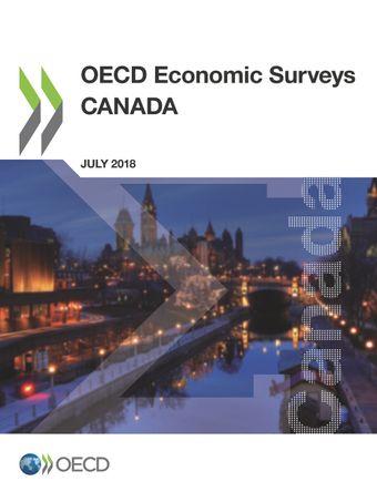 OECD Economic Surveys: Canada: OECD Economic Surveys: Canada 2018: