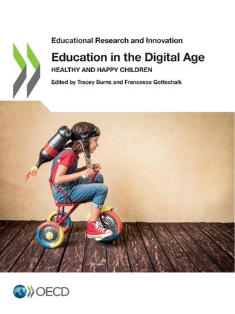 Publication Cover - Education in the Digital Age - Healthy and Happy Children