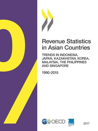 : Revenue Statistics in Asian Countries 2017: Trends in Indonesia, Japan, Kazakhstan, Korea, Malaysia, the Philippines and Singapore