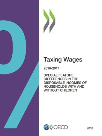 Publication Cover - Taxing Wages 2018