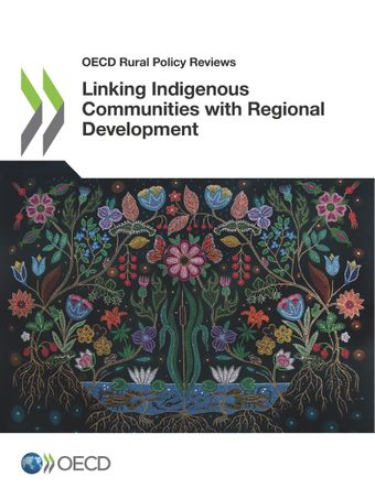 Publication Cover -Linked Indigenous Communities with Regional Development