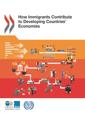 Publication Cover - How Immigrants Contribute to Developing Countries' Economies