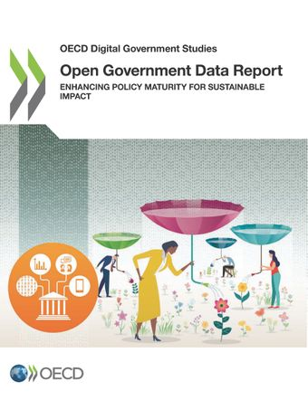 Publication Cover - Open Government Data Report