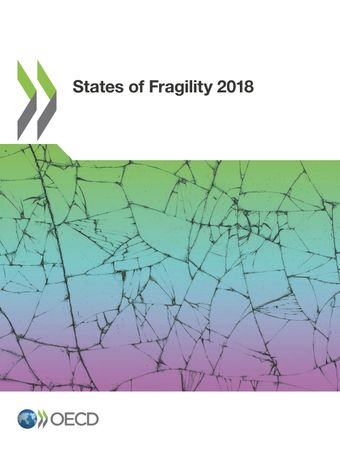 Publication Cover - States of Fragility 2018