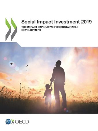 Publication Cover - Social Impact Investment 2019
