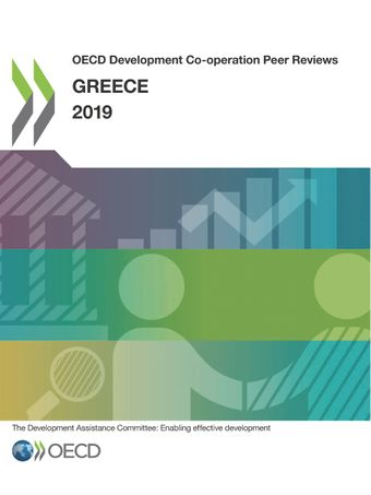 OECD Development Co-operation Peer Reviews: OECD Development Co-operation Peer Reviews: Greece 2019: