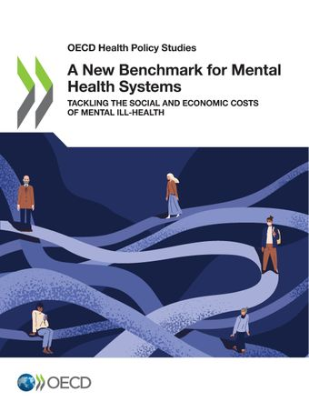 Publication Cover - A New Benchmark for Mental Health Systems