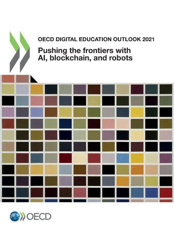 Publication Cover - OECD Digital Education Outlook 2021