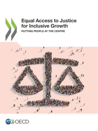 : Equal Access to Justice for Inclusive Growth: Putting People at the Centre
