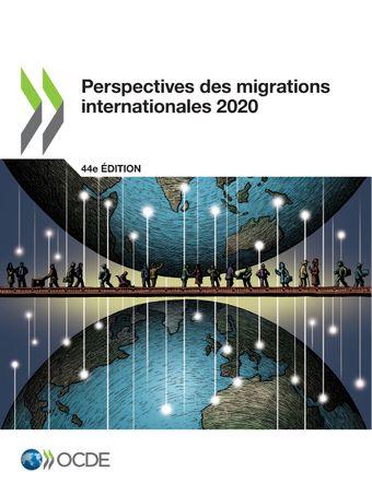 Publication Cover - Perspectives des migrations internationales 2020