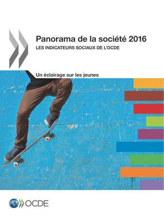 Panorama de la société: Panorama de la société 2016: Les indicateurs sociaux de l'OCDE