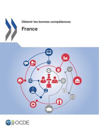 Couverture de publication - Obtenir les bonnes compétences: France