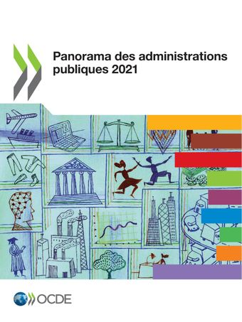 Cliquez pour accéder à la publication - Panorama des administrations publiques 2021