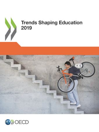 Publication Cover - Trends Shaping Education 2019