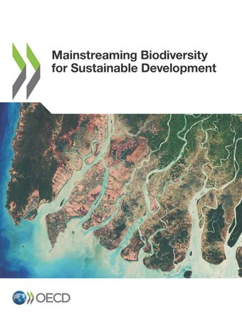 Publication Cover - Mainstreaming Biodiversity for Sustainable Development