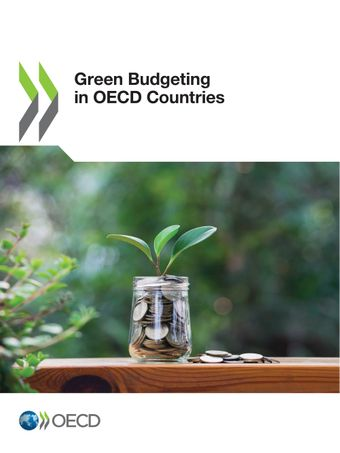 Publication Cover - Green Budgeting in OECD Countries