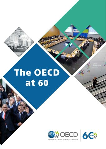 Publication Cover - The OECD at 60
