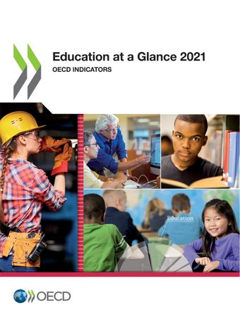 Click to access the publication - Education at a Glance 2021 OECD Indicators
