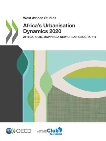 Publication Cover - Africa's Urbanisation Dynamics 2020