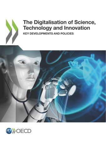 Publication Cover - The Digitalisation of Science, Technology and Innovation