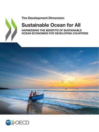 Publication Cover - Sustainable Ocean for All