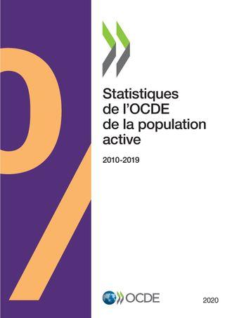Publication Cover - Statistiques de l'OCDE de la population active 2020