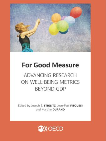 : For Good Measure: Advancing Research on Well-being Metrics Beyond GDP