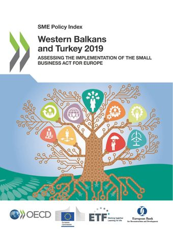 SME Policy Index: SME Policy Index: Western Balkans and Turkey 2019: Assessing the Implementation of the Small Business Act for Europe