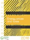 Energy Prices and Taxes, Volume 2016 Issue 3