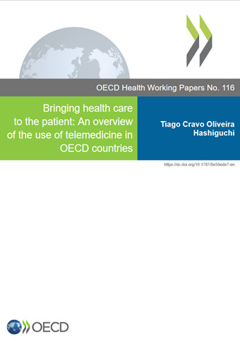 Publication Cover - Bringing health care to the patient