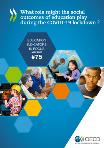 Publication Cover - Education Indicators in Focus #75